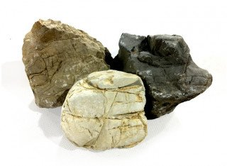 Elephant stone XL šedý (> 4 kg)