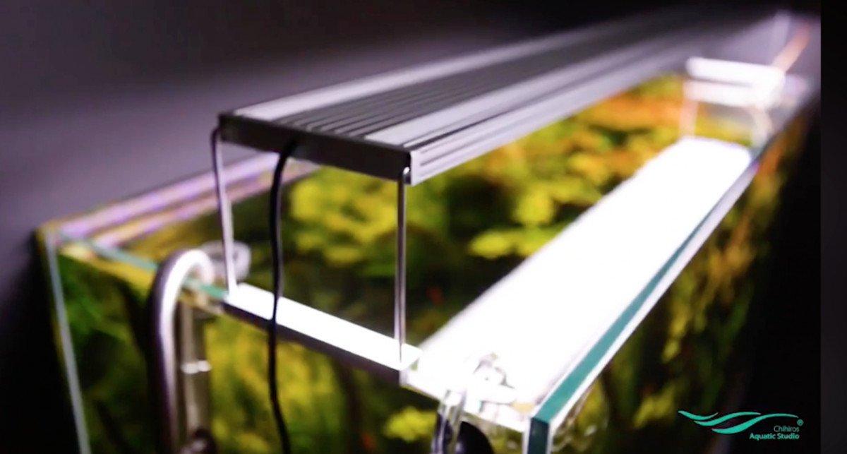 Chihiros LED WRGB 90 75W 90-110cm stříbrná