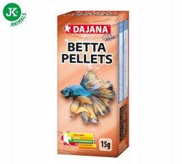 Dajana Betta Pellets 15g