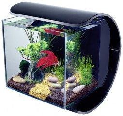 Tetra Silhouette akvarijní set LED černý 12l