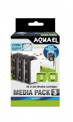 AquaEl Versamax Mini media set 3ks