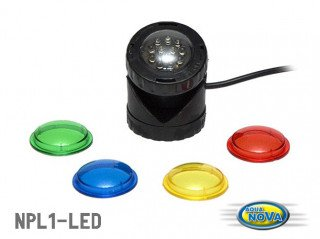 Aqua Nova jezírkové osvětlení NPL1-LED 1,6W