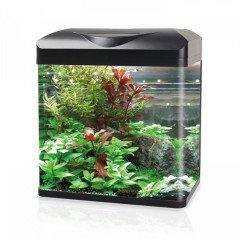 EasyTank PRO LED 65 litrů s filtrací v krytu černá