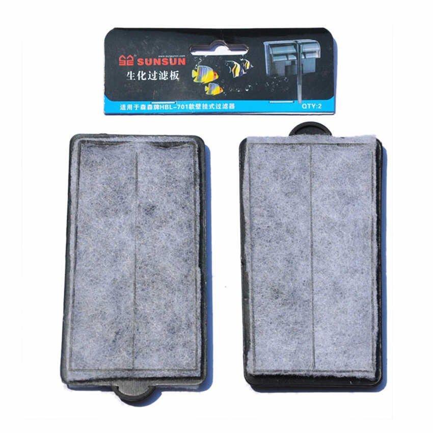 SUNSUN náhradní molitan pro závěsný filtr HBL-701 2ks