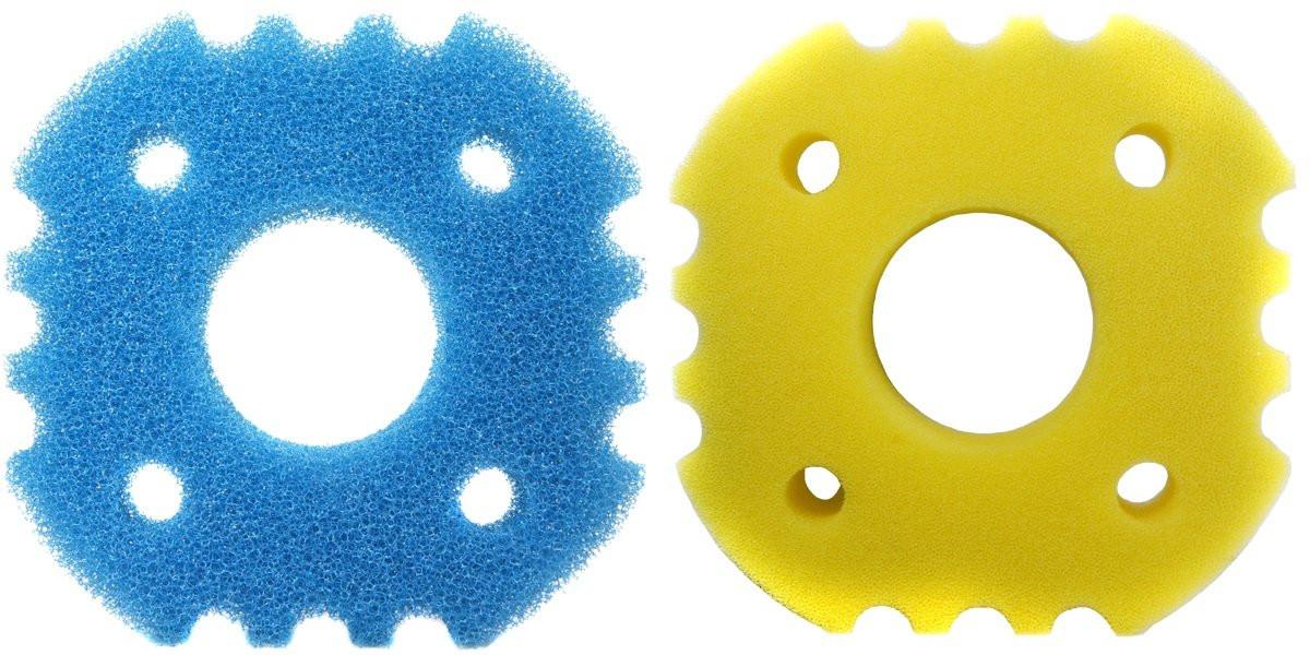 INVITAL sada molitanů 3 žluté + 2 modré pro 280/380/500