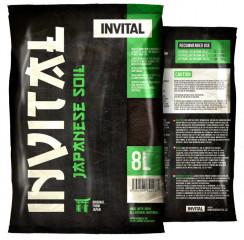 INVITAL Japanese Soil 8l Normal japonský substrát (dříve Platinum Soil)
