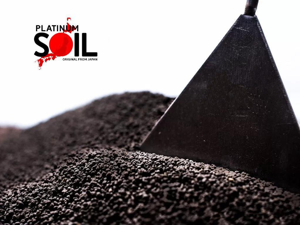 Platinum soil substrát pro úpravu pH