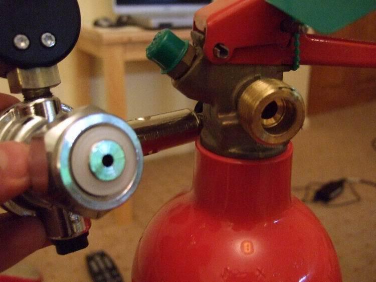 hasicí přístroj 3