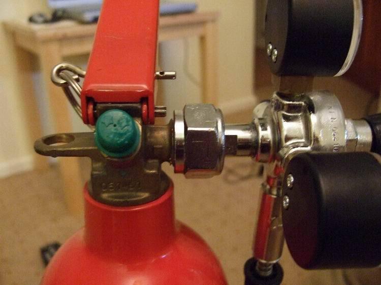 hasicí přístroj 5