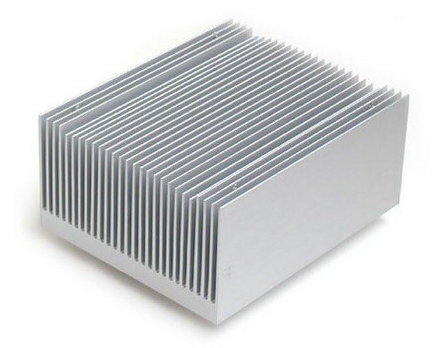 LED chladič hliníkový